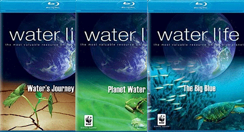 Water Life 3 Blu-ray Box Set Cover