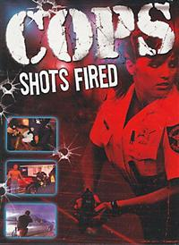 COPS - Shots Fired DVD Cover