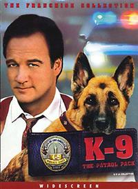 K-9 The Patrol Pack DVD Cover