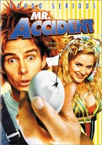 Mr. Accident DVD Cover