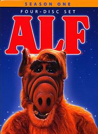 ALF Season One Box Set DVD Cover