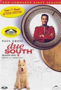 Due South Season 1 Box Set DVD Cover