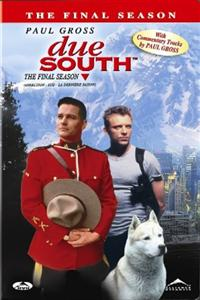 Due South Season 4 Box Set DVD Cover