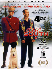 Due South Season One [Echo Bridge] DVD Cover