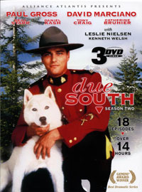 Due South Season Two [Echo Bridge] DVD Cover
