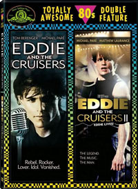 Eddie and the Cruisers 1 and 2 - Twin Pack DVD Cover