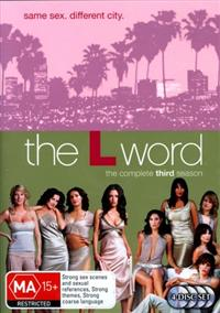 The L Word Season Three Box Set DVD Cover
