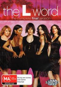 The L Word Season Six [Final] Box Set DVD Cover