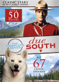 Due South Full Set [Echo Bridge] DVD Cover
