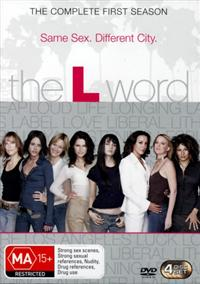The L Word Season One Box Set DVD Cover