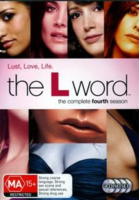 The L Word Season Four Box Set DVD Cover