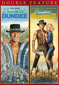 Crocodile Dundee 1+2 DVD Pack Cover