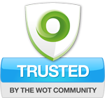 WOT Community Trust Certificate for singingwolf.com.au